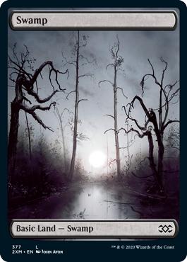 Swamp (377) - Foil