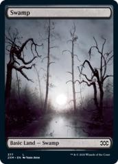 Swamp (377) - Foil (Un- Art)