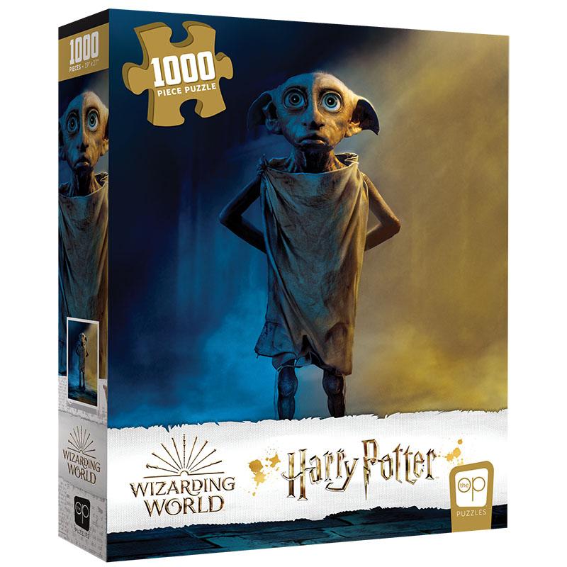 Harry Potter Dobby 1000 Piece Puzzle