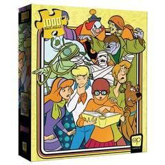 Scooby-Doo Those Meddling Kids! 1000 Piece Puzzle