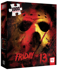 Friday the 13th Friday the 13th 1000 Piece Puzzle