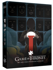 Game of Thrones We Never Stop Playing 1000 Piece Premium Puzzle