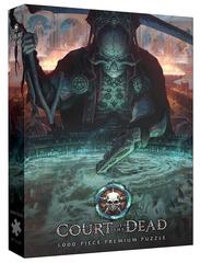 Court of the Dead The Dark Shepherds Reflection 1000 Piece Premium Puzzle