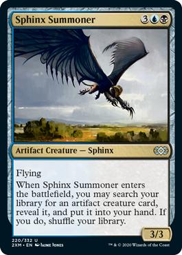 Sphinx Summoner - Foil