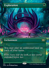 Exploration (Borderless) - Foil