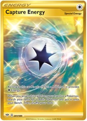 Capture Energy - 201/189 - Secret Rare