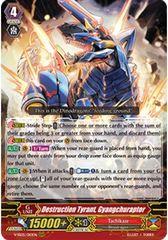 Destruction Tyrant, Gyangchuraptor - V-SS05/010EN - RRR