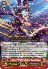 Great Titlist, Villain Verminous - V-SS05/016EN - RRR