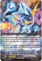Thunder Elemental, Barigiran - V-SS05/050EN - RR