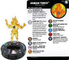 Human Torch #019