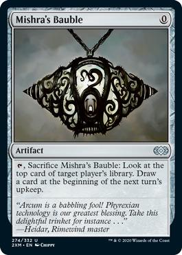 Mishras Bauble - Foil