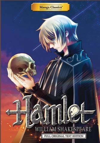 Manga Classics Hamlet Sc (STL147512)