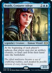 Braids, Conjurer Adept - Foil