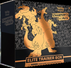 Champion's Path Elite Trainer Box (Limit 2 per Customer)