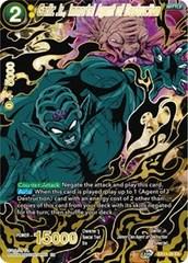 Garlic Jr., Immortal Agent of Destruction - EX13-26 - EX - Foil