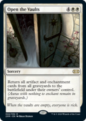 Open the Vaults - Foil