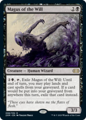 Magus of the Will - Foil