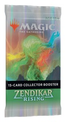 Zendikar Rising Collector Booster Pack (No store Credit or Pay in Store)