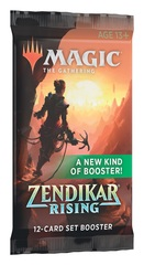Zendikar Rising Set Booster Pack (No store Credit or Pay in Store)