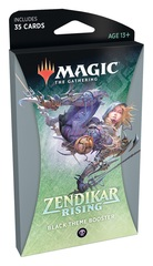 Zendikar Rising Theme Booster - Black
