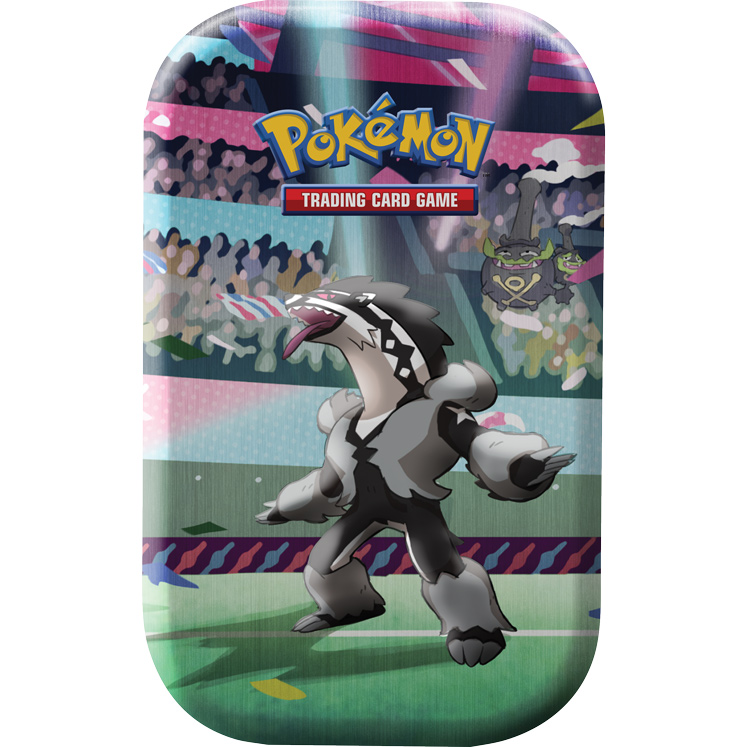 Galar Power Mini Tin - Obstagoon
