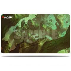 Ultra Pro - Zendikar Rising - Playmat for Magic The Gathering - Timbercrown Pathway