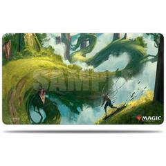 Ultra Pro - Zendikar Rising - Playmat for Magic The Gathering - Branchloft Pathway
