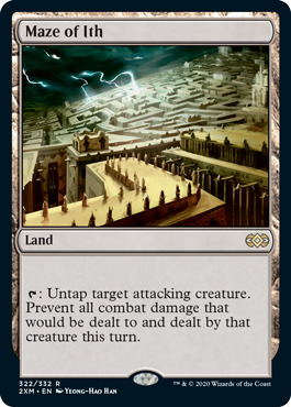 Maze of Ith - Foil