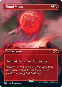 Blood Moon - Borderless