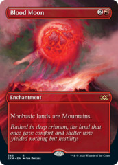 Blood Moon - Foil - Borderless
