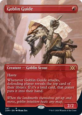 Goblin Guide - Borderless