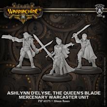 Ashlynn dElyse, the Queens Blade