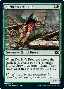 Kozileks Predator