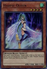 Harpie Queen - LART-EN021 - Ultra Rare - Limited Edition