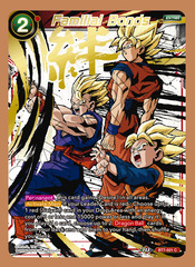 Familial Bonds - BT7-021 - C - Special Anniversary Box 2020 Alternate-Art Reprint