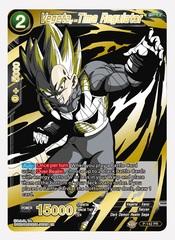 Vegeta, Time Regulator - P-142 - PR - Special Anniversary Box 2020 Alternate-Art Reprint - Foil