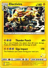 Electivire - 32 - Common - Battle Academy: Pikachu Deck