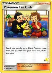 Pokemon Fan Club - 28 - Uncommon - Battle Academy: Pikachu Deck