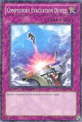 Compulsory Evacuation Device - DT03-EN046 - Duel Terminal Rare Parallel Rare - 1st Edition on Channel Fireball