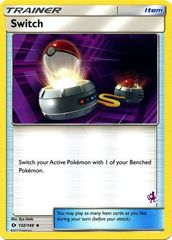 Switch - 132/149 - Uncommon - Battle Academy: Mewtwo Deck