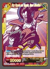 King Vegeta and Vegeta, Royal Bloodline - DB1-090 - R - Special Anniversary Box 2020 Alternate-Art Reprint