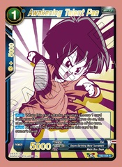 Awakening Talent Pan - TB2-024 - R - Special Anniversary Box 2020 Alternate-Art Reprint - Foil