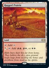 Rugged Prairie (2XM)