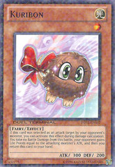 Kuribon - DT03-EN052 - Duel Terminal Normal Parallel Rare - 1st Edition on Channel Fireball