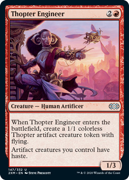 Thopter Engineer