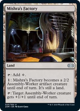 Mishras Factory - Foil