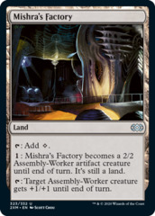 Mishra's Factory - Foil
