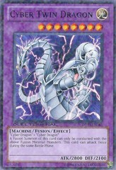 Cyber Twin Dragon - DT03-EN085 - Duel Terminal Normal Parallel Rare - 1st Edition on Channel Fireball