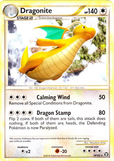 Pokemon AMBIPOM 13//102 RARE NM CARD   HGSS  TRIUMPHANT