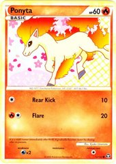 Ponyta - 72/102 - Common